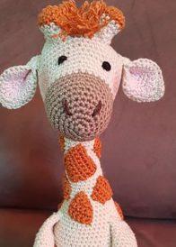 Deze prachtige giraf laat ieder kind dromen